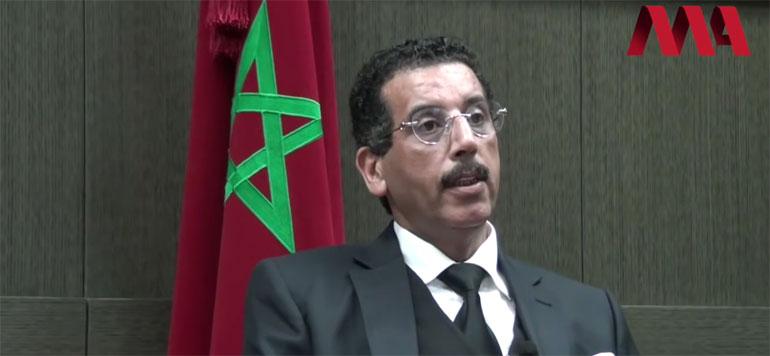 Le Patron du FBI marocain parle des attentats de Bruxelles