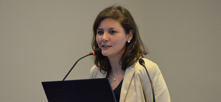 Leïla Haddaoui, DG de SAEMOG