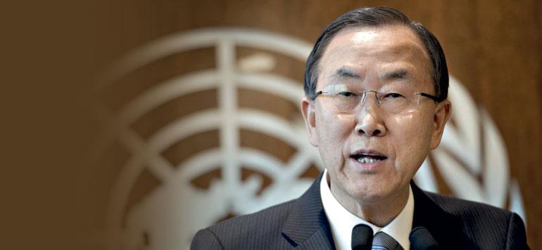 Ban Ki-moon refuse l'expulsion des civils de la Minurso