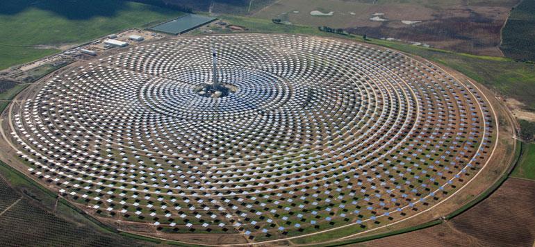 Énergie renouvelable : Noor, la plus grande centrale solaire du monde