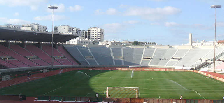La réouverture du stade Mohammed V prévue pour fin décembre
