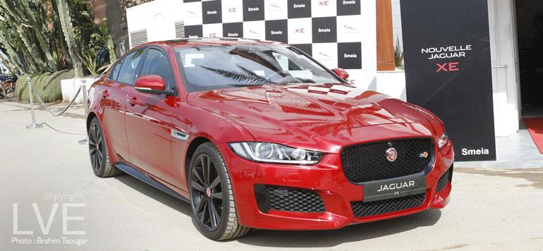 Avec la XE, Jaguar veut redéfinir le concept de berline sportive