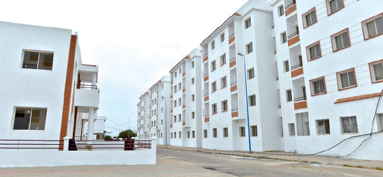 L'achat d'un logement social sur deux est financé par un crédit Fogarim