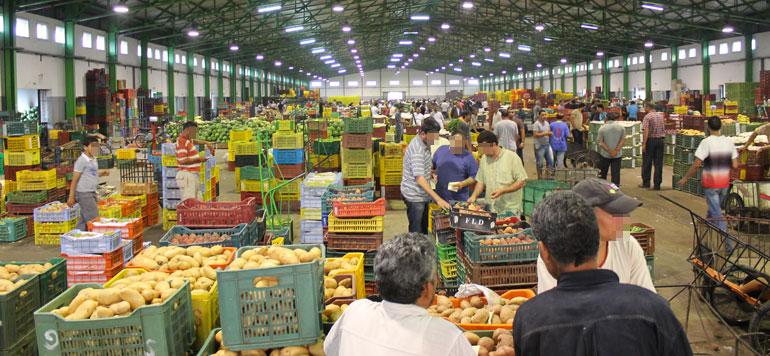 Un boycott au marché de gros de Casablanca accentue l'augmentation des prix des fruits et légumes