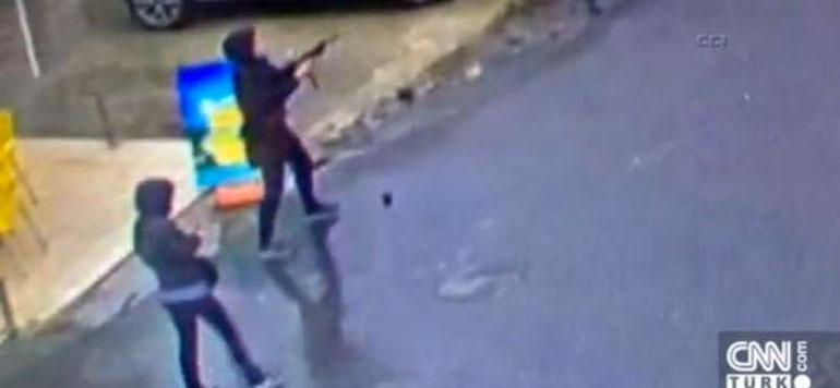 Vidéo : Deux femmes tirent sur un poste de police en Turquie
