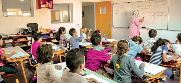 Education : l'enseignement du français s'effectuera dès la première année du primaire