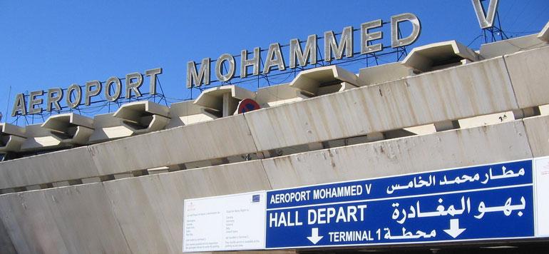 Aéroport Mohammed V : saisie de 3.700 de fausses pièces de 10 dirhams