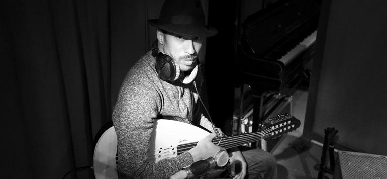 Alaa Zouiten, un luth au Jazzablanca
