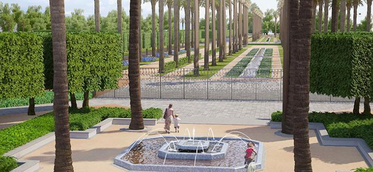 Casablanca : 10 MDH pour la plantation du parc de la Ligue arabe