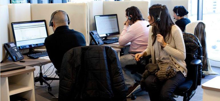 Enquête : les call center et l'IT ont dynamisé le marché de l'emploi en 2017