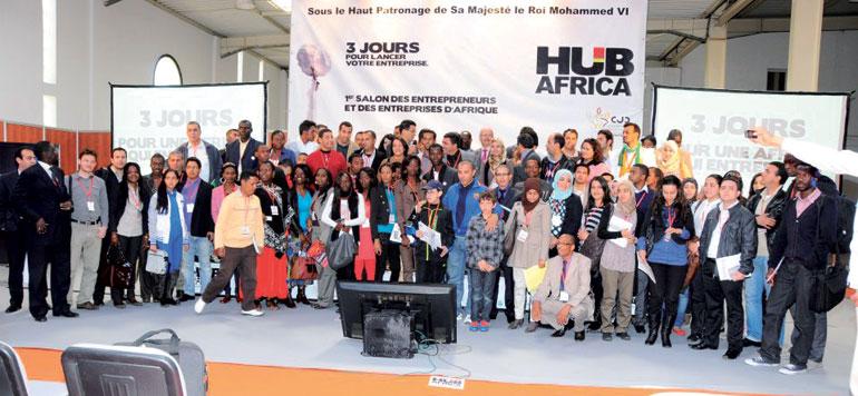 Hub Africa 2016 : 100 exposants et plus de 5 000 visiteurs attendus