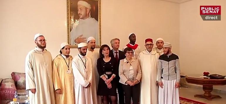 Vidéo : Comment le Maroc forme les imams de la France