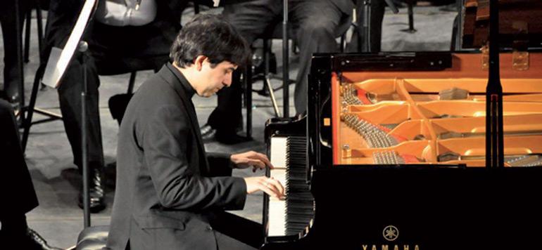 Le Géorgien Lukas Okros remporte le Concours de musique de l'OPM