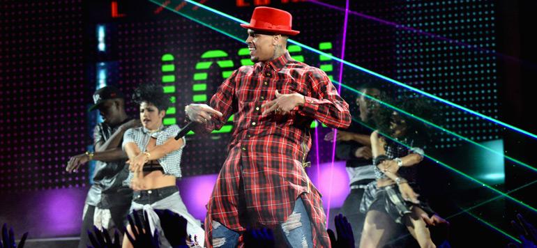 Mawazine : Chris Brown sera en concert d'ouverture à OLM Souissi