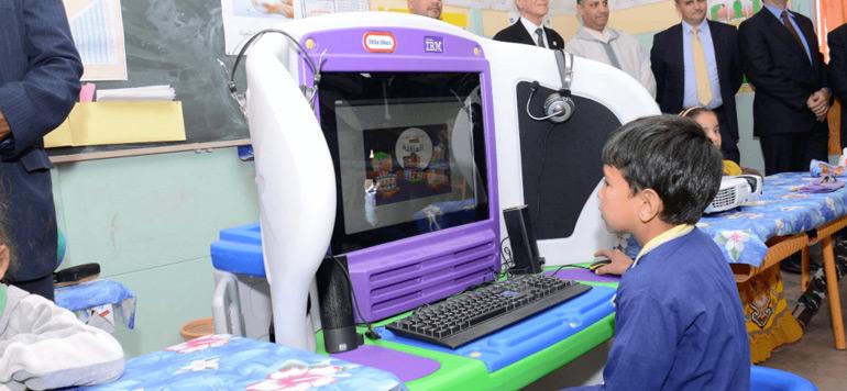 Stratégie numérique : Microsoft et l'Education nationale main dans la main