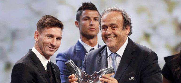 Fraude fiscale : les noms de Platini et Messi encore cités dans un nouveau scandale