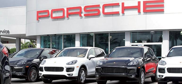 Porsche offre 3 jours de «Service Clinic»