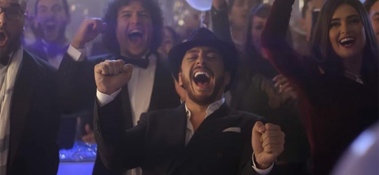 Vidéo : Saad Lamjarred choisi pour représenter Pepsi