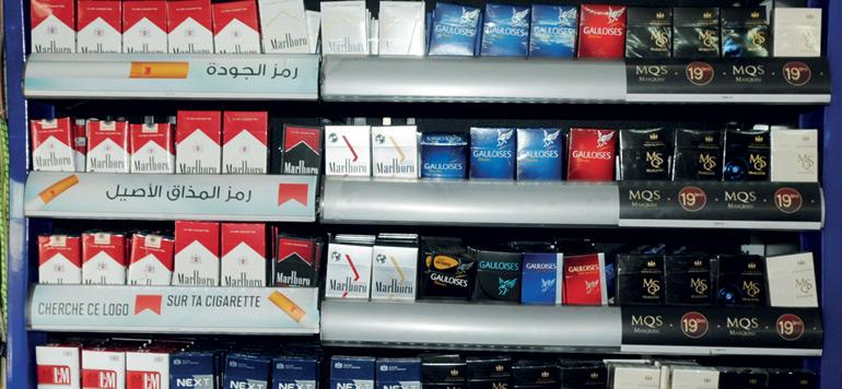 British American Tobacco défend la régulation du segment du tabac noir