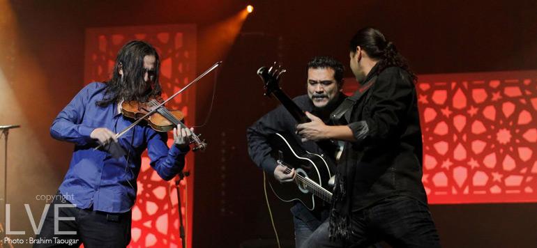 Paco Renteria : La passion mexicaine sur la scène du Théâtre Mohammed V