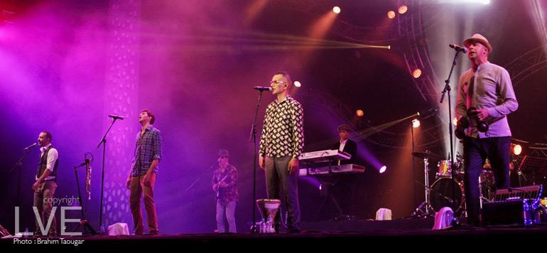 Mawazine : L'orchestre national de Barbès, quand l'Orient rencontre l'Occident
