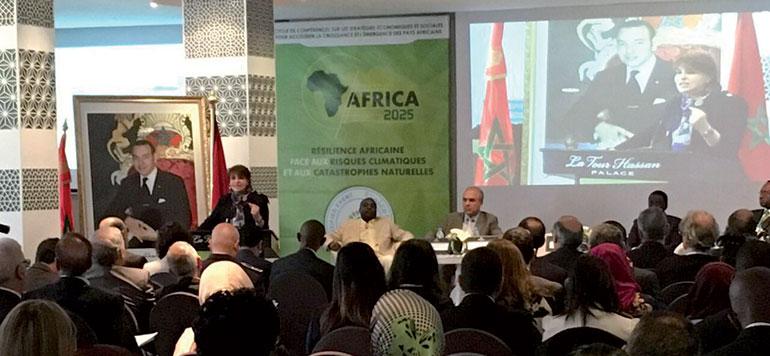 Risques climatiques : l'Afrique gravement menacée