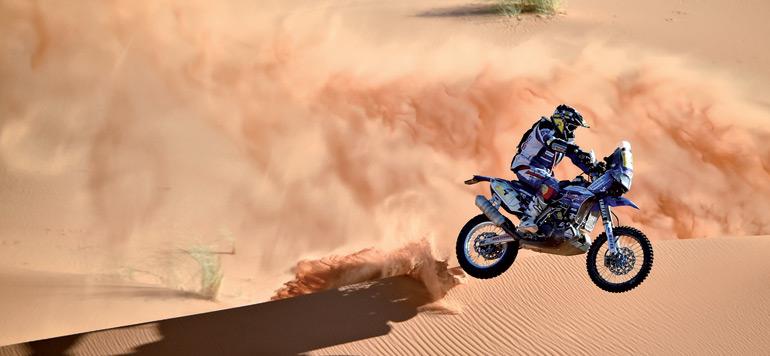 Le Rallye Oilibya du Maroc du 1er au 7 octobre