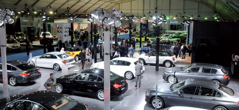 Le marché automobile corrige après le cru exceptionnel de 2016