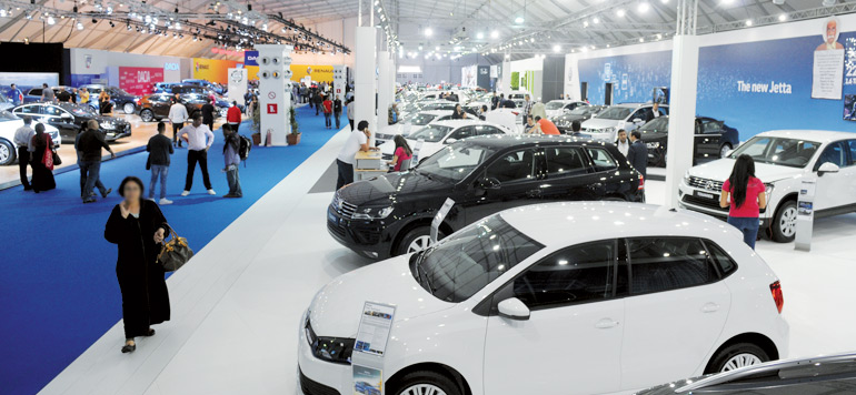 Marché automobile : Record d'immatriculations en 2016