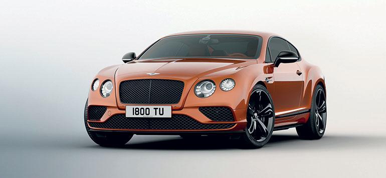 Auto-Expo 2016 : Bentley titille les mordus de la marque en lançant 2 nouveaux modèles