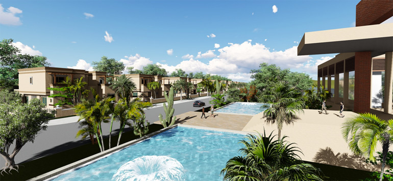 Immobilier : Le groupe émirati «Green Valley» investira 3 milliards de DH