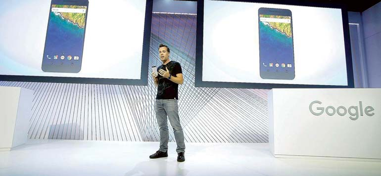 Huawei s'associe à Google