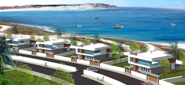 Les Terrasses de Malabata : lotissements de villas à partir de 200 m2