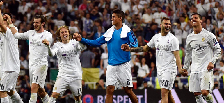 Ligue des Champions : Madrid Capitale du football européen