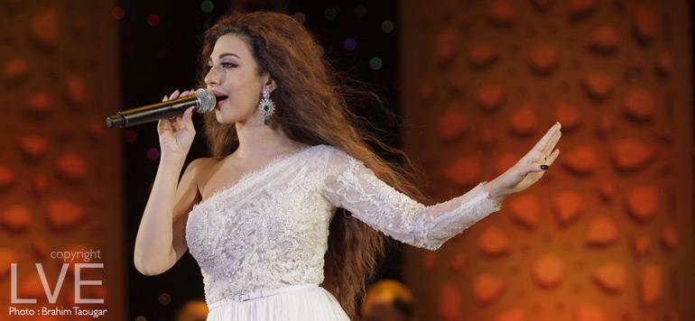 Festival Mawazine 2016 : Myriam Fares, le charme arabe sur scène