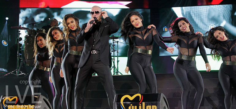 Pitbull : la sensation made in Cuba à Rabat