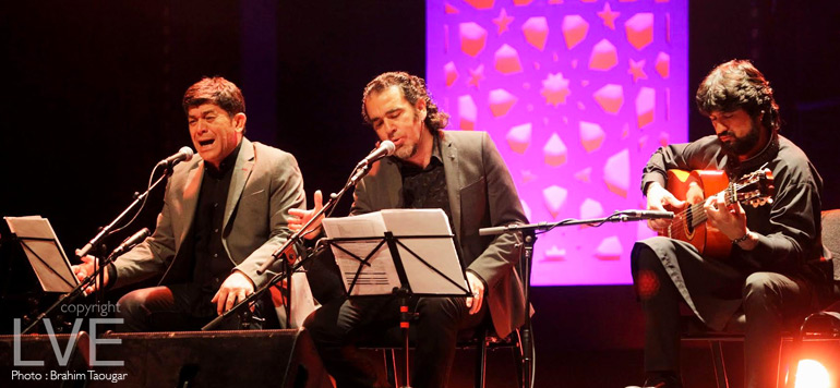 Qawwali Flamenco : Melting pot culturel à Mawazine