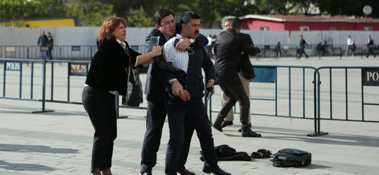 Turquie : un journaliste d'opposition échappe à une tentative d'assassinat