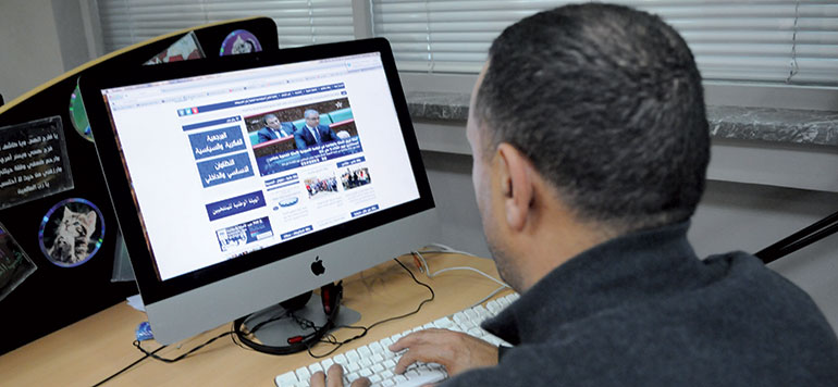 Internet serait-il le champ de la prochaine bataille électorale ?