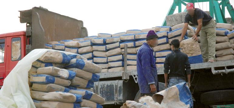 Immobilier : Les ventes de ciment en hausse