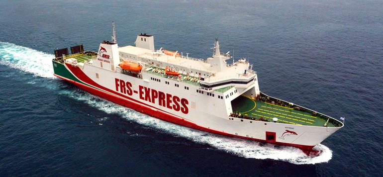 Un nouveau navire pour la ligne Tanger Med-Motril