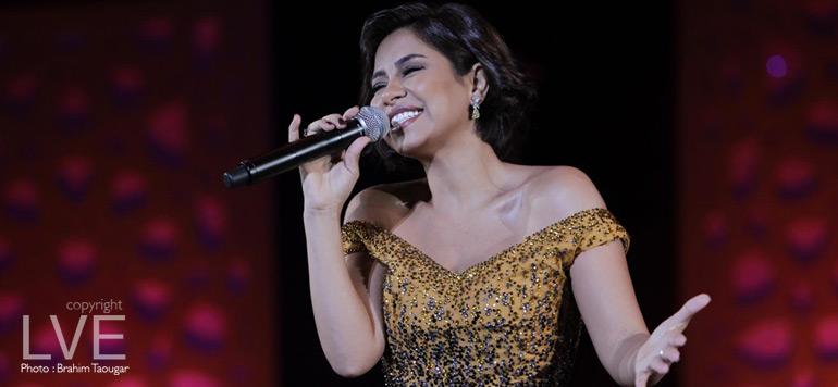 Sherine : Retour triomphant de la diva à Mawazine