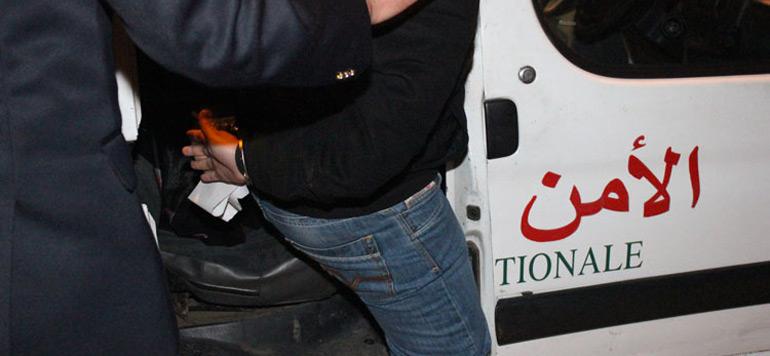 Nador: 5 individus arrêtés pour enlèvement et demande de rançon