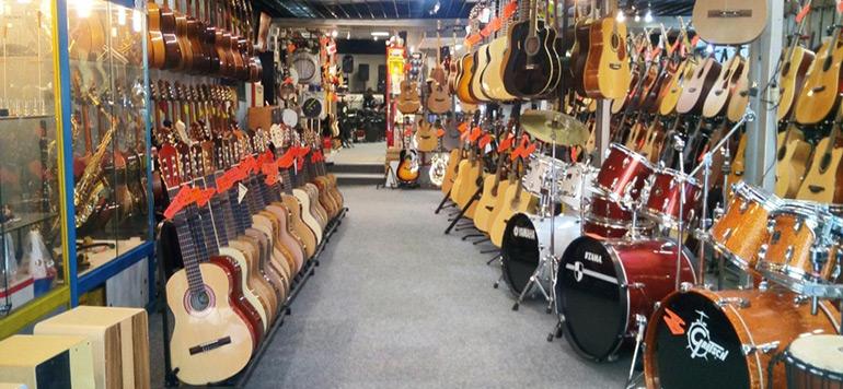 Instruments de musique : la location remet le marché à flot