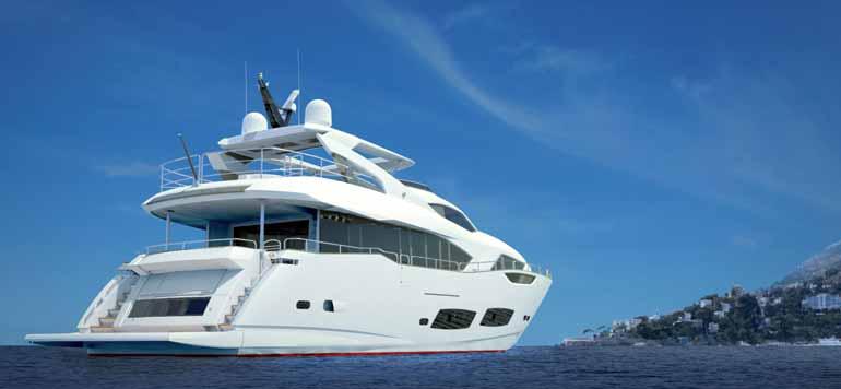 Le fabricant de yachts Sunseeker cible les clients du Golfe à partir du Maroc