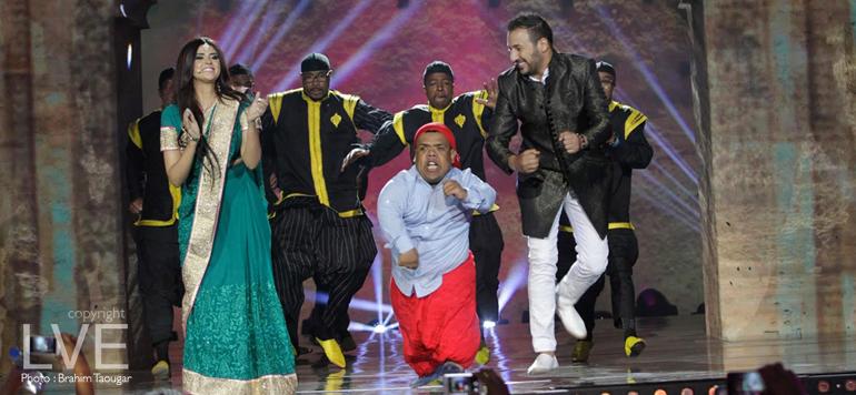 Le Marrakech du Rire : Eko sur scène pour le lancement du festival