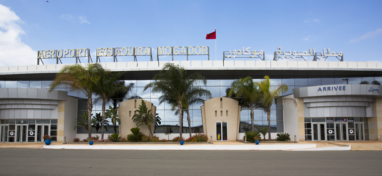 Hausse du trafic aérien à Essaouira
