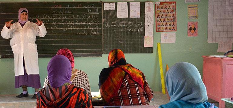 Lutte contre l'analphabétisme : le Maroc doit redoubler d'efforts…