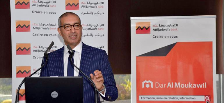 Attijariwafa bank ouvrira 15 centres Dar Al Moukawil d'ici 2018