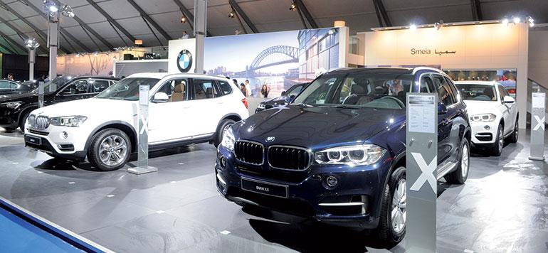 Les ventes de BMW en hausse de 31% à fin mai